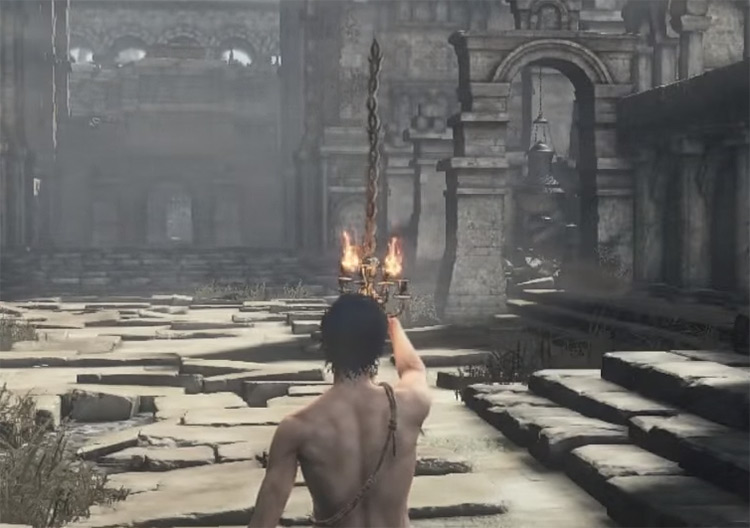 Cleric's Candlestick in DS3