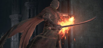DS3 Blood Build with Carthus Curved Sword