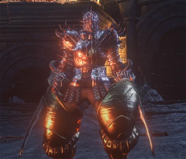 Manikin Claws Dark Souls 3 screenshot
