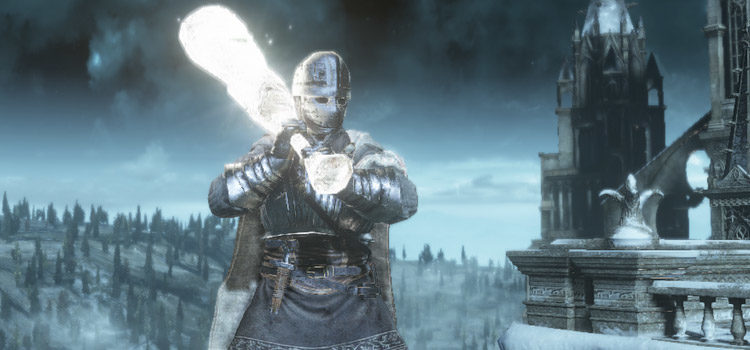 Dark Souls 3: Best Weapons & Gear For Blessed Infusion