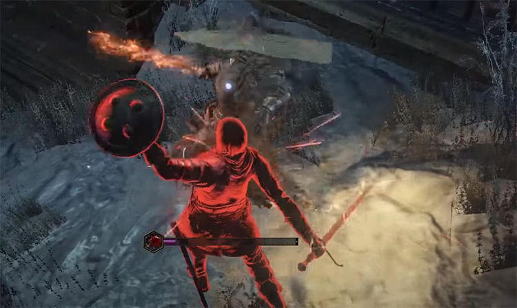 Your Shield of Choice from Dark Souls 3