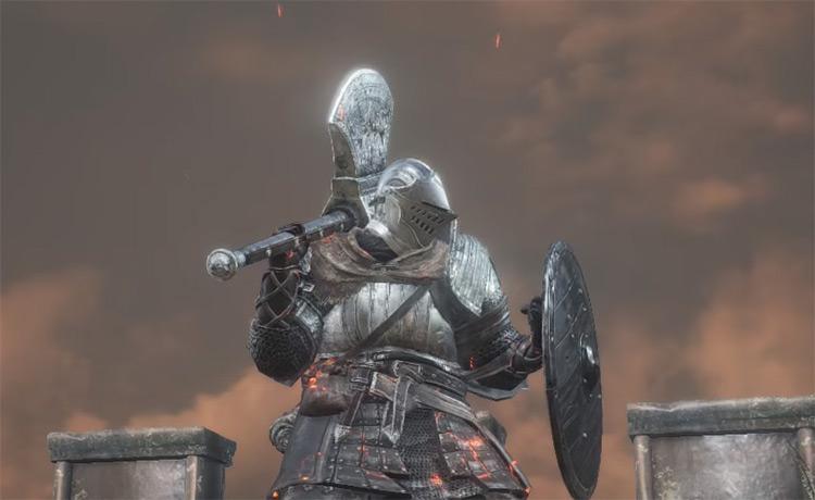 Greataxe Screenshot / Dark Souls 3