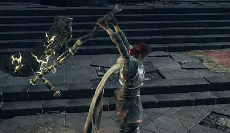 Dragonslayer Greataxe in DS3