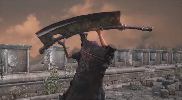 Yhorm's Great Machete in DS3