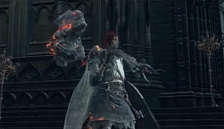 Demon's Greataxe / Dark Souls 3 screenshot