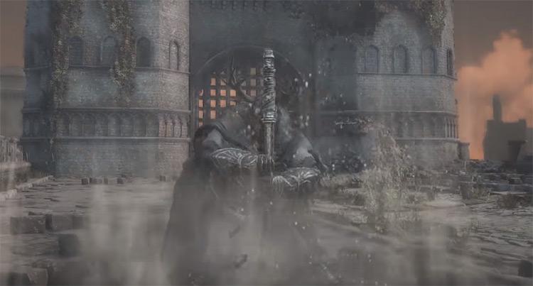 Earth Seeker in Dark Souls 3