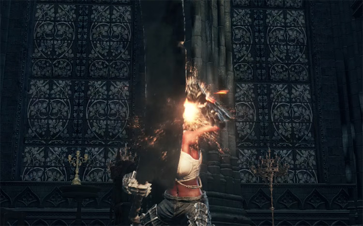 Great Machete Screenshot from DS3