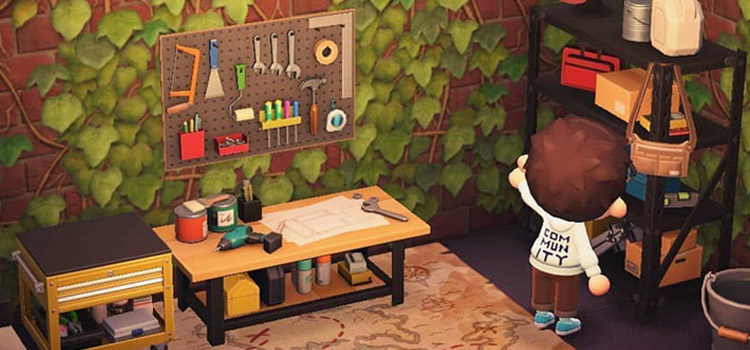 15 Workshop Ideas For Animal Crossing: New Horizons