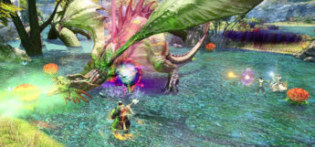 Boss Battle in FFXIV with SweetFX
