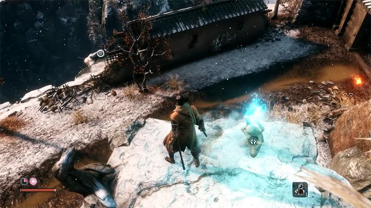 Sekiro: Shadows Die Twice gameplay