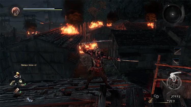Nioh game screenshot