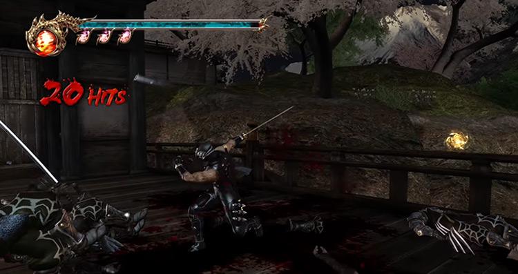 Ninja Gaiden II video game