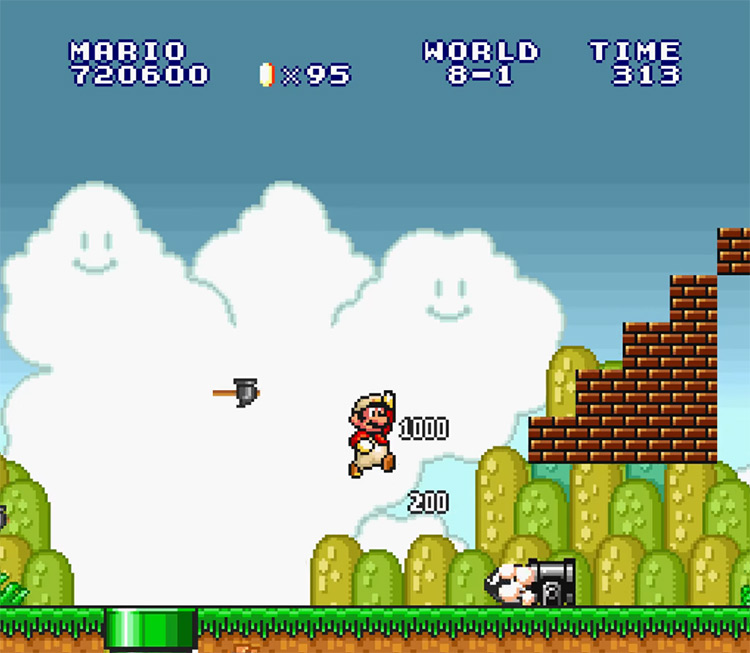 Super Mario Bros: The Lost Levels video game