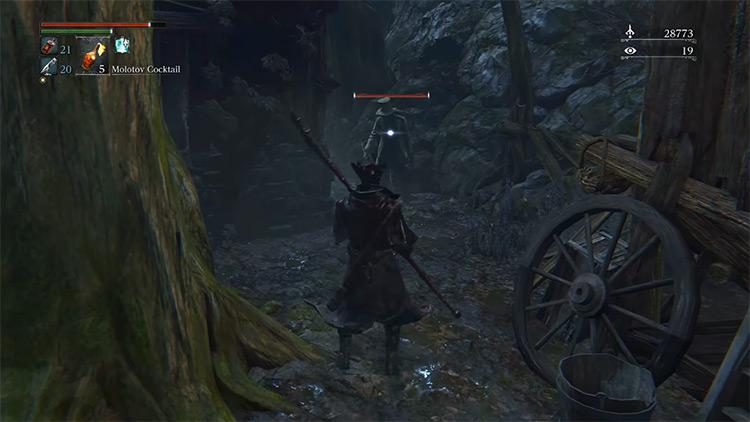 Bloodborne 2015 screenshot