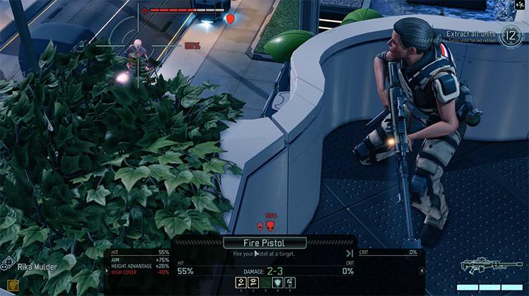 XCOM 2 game screenshot