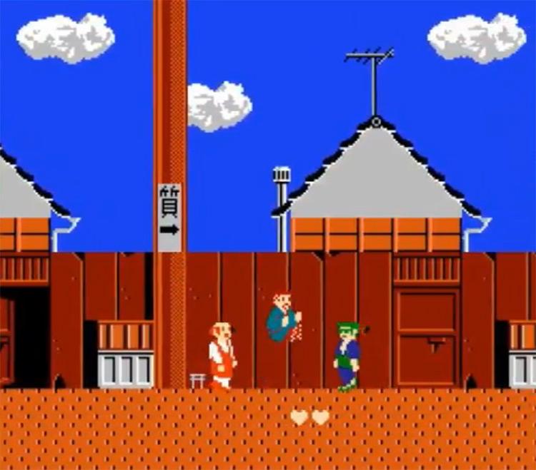 Takeshi's Challenge Japanese gameplay