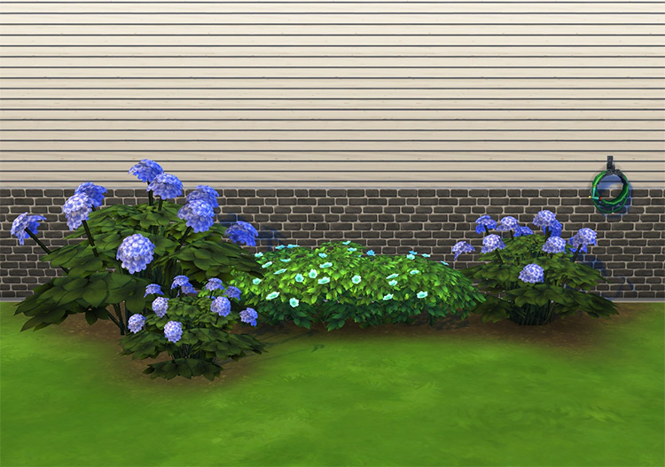 Liberated Plants CC for Sims 4