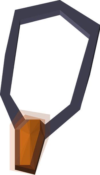 Amulet of Torture OSRS Render