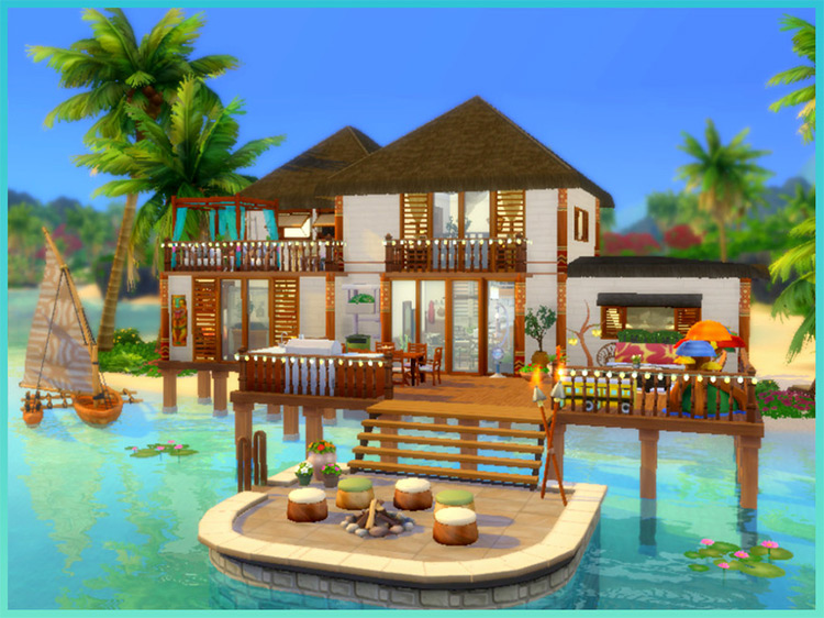 Generations Home / TS4 Lot