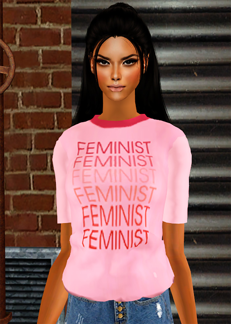 Women's Day for Sims 4