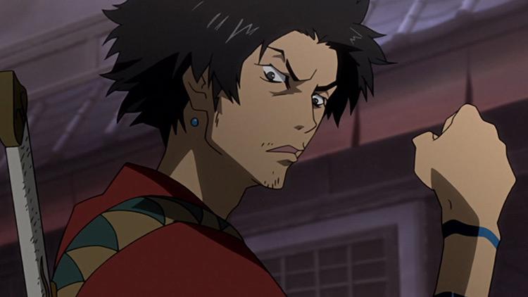 Mugen from Samurai Champloo anime