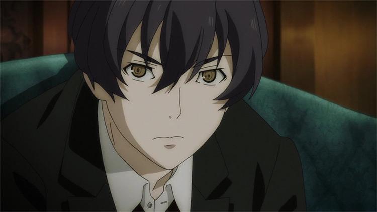 Angelo Lagusa in 91 Days anime