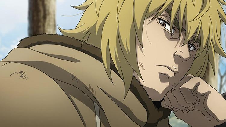 Thorfinn in Vinland Saga anime