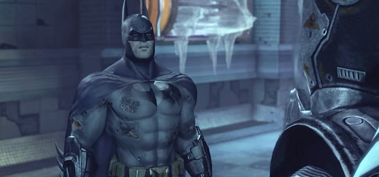 Batman screenshot from Arkham City for PlayStation 3