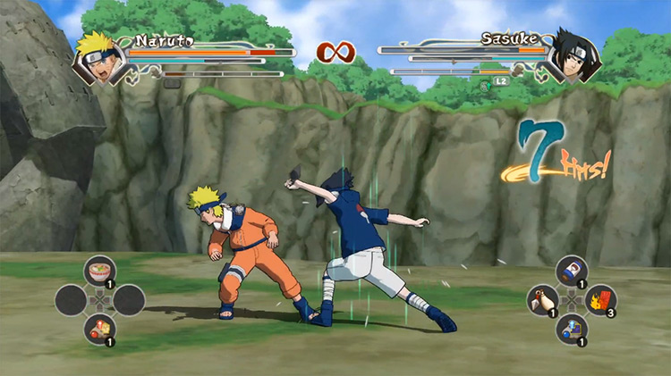 Naruto: Ultimate Ninja Storm Generations screenshot