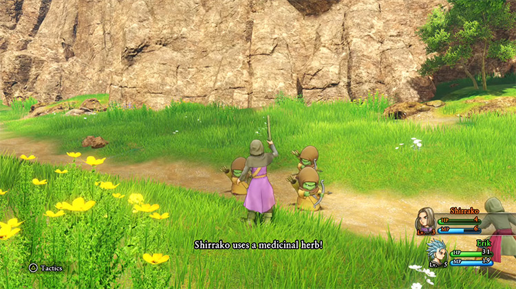 Dragon Quest XI: Records of an Elusive Age Definitive Edition screenshot