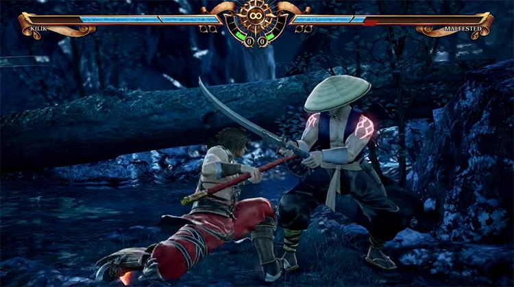 Soulcalibur VI PS4 screenshot