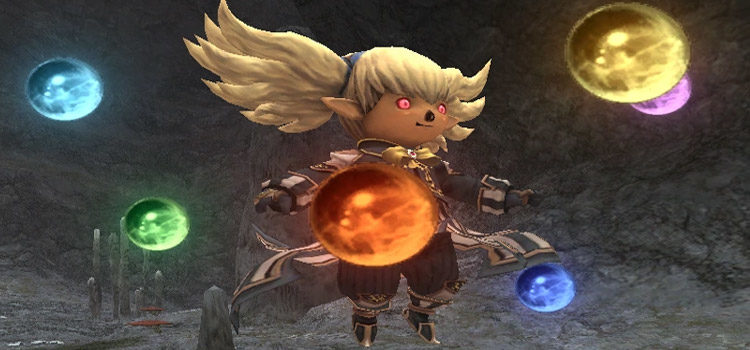 The Best Black Mage Trusts in Final Fantasy XI