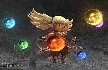 Shantoto II in Final Fantasy XI
