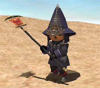 Kayeel-Payeel Trust in Final Fantasy XI