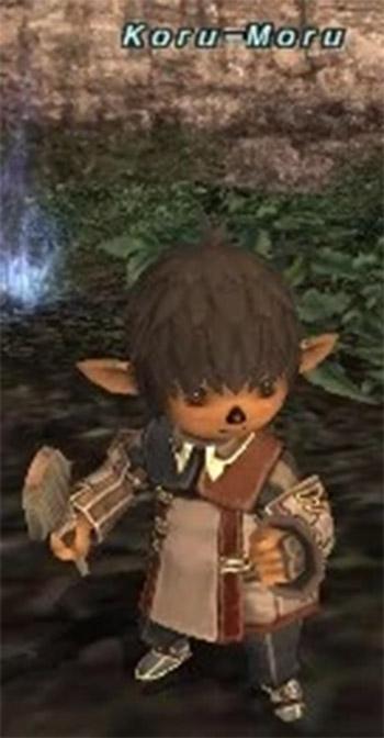 Koru-Moru Trust in Final Fantasy XI