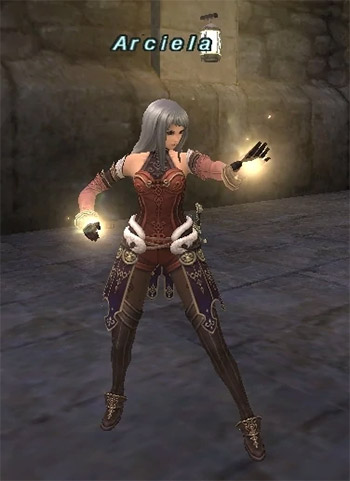 Arciela II Trust in Final Fantasy XI