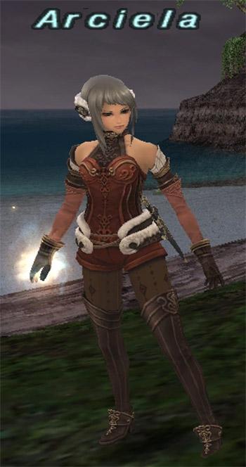 Arciela Trust in Final Fantasy XI
