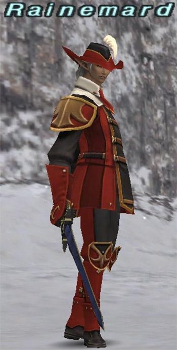 Rainemard Trust in Final Fantasy XI