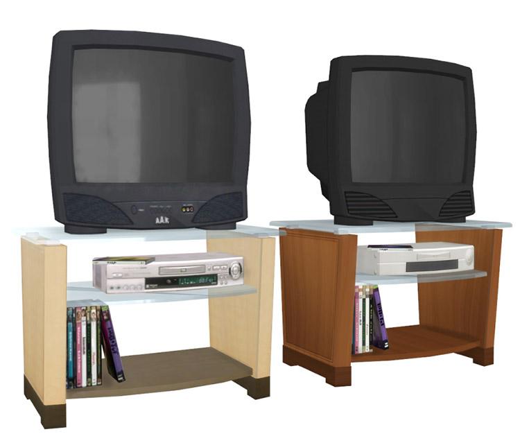 TS2 to TS4 1990s TV Conversion