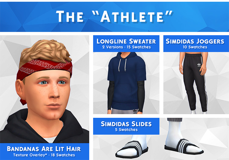 Teen Style Stuff Pack for The Sims 4