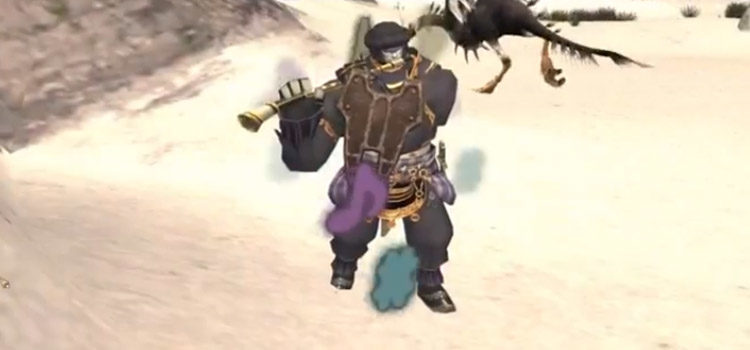 FFXI: The Best Relic Weapons, Ranked