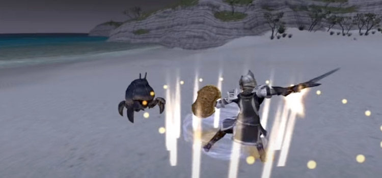 The Best Sword Weapon Skills in Final Fantasy XI