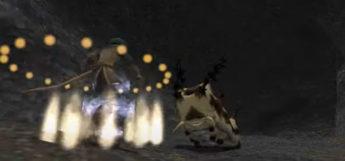 FFXI Screenshot of a Weaponskill