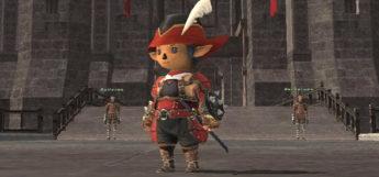 Red Mage Tarutaru in Final Fantasy XI