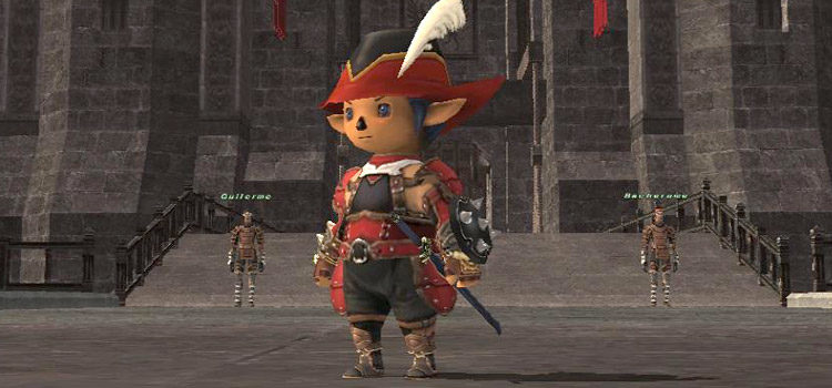Best Foods For Red Mages in Final Fantasy XI