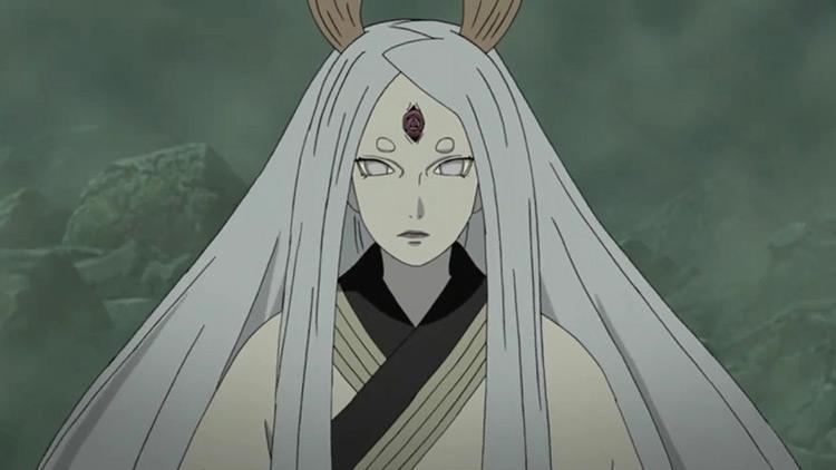 Kaguya Otsutsuki in Naruto Shippuden