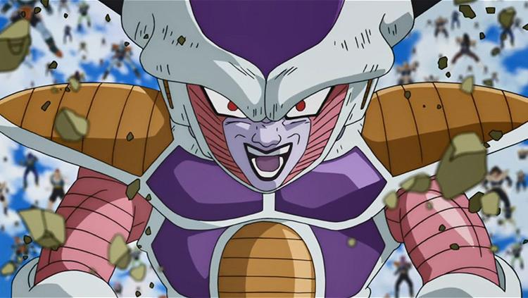 Frieza Dragon Ball anime screenshot