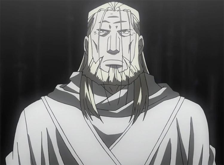 Father in Fullmetal Alchemist