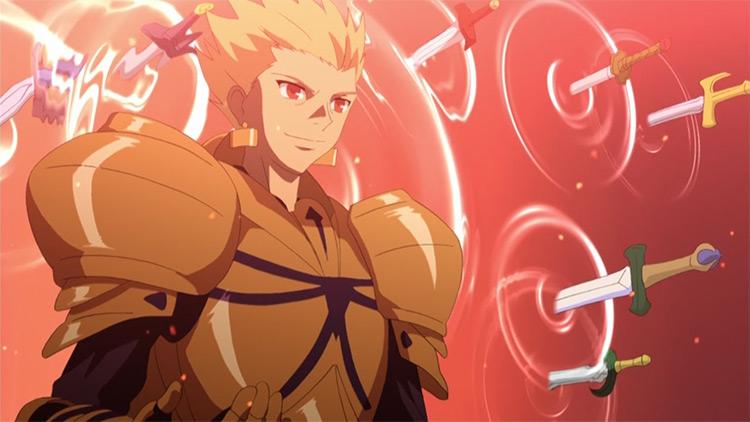 Gilgamesh in Fate/stay Night