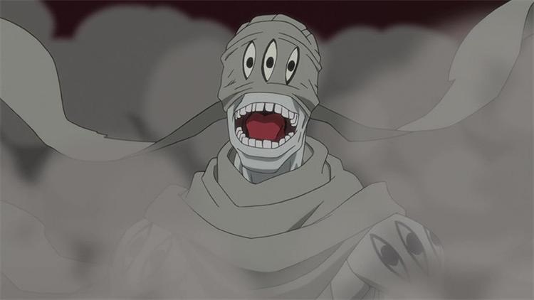 Asura from Soul Eater anime
